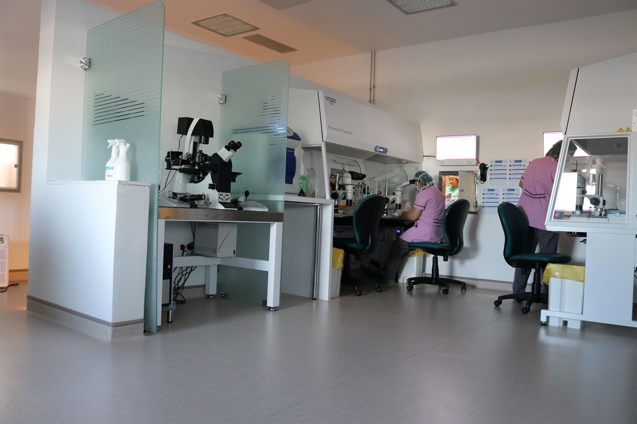 Clinica la rosa CENTRE PMA